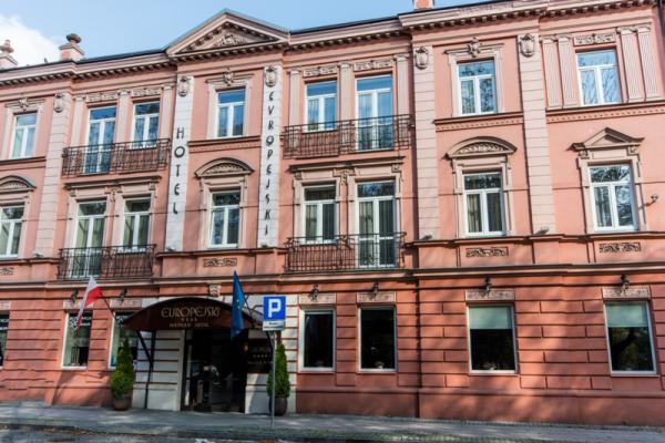 - Europejski Boutique Hotel ****